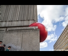 Red Ball at Place des Arts 1