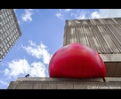 Red Ball at Place des Arts 2
