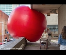 Red Ball at Place des Arts 3