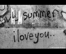 Summer – I Love You
